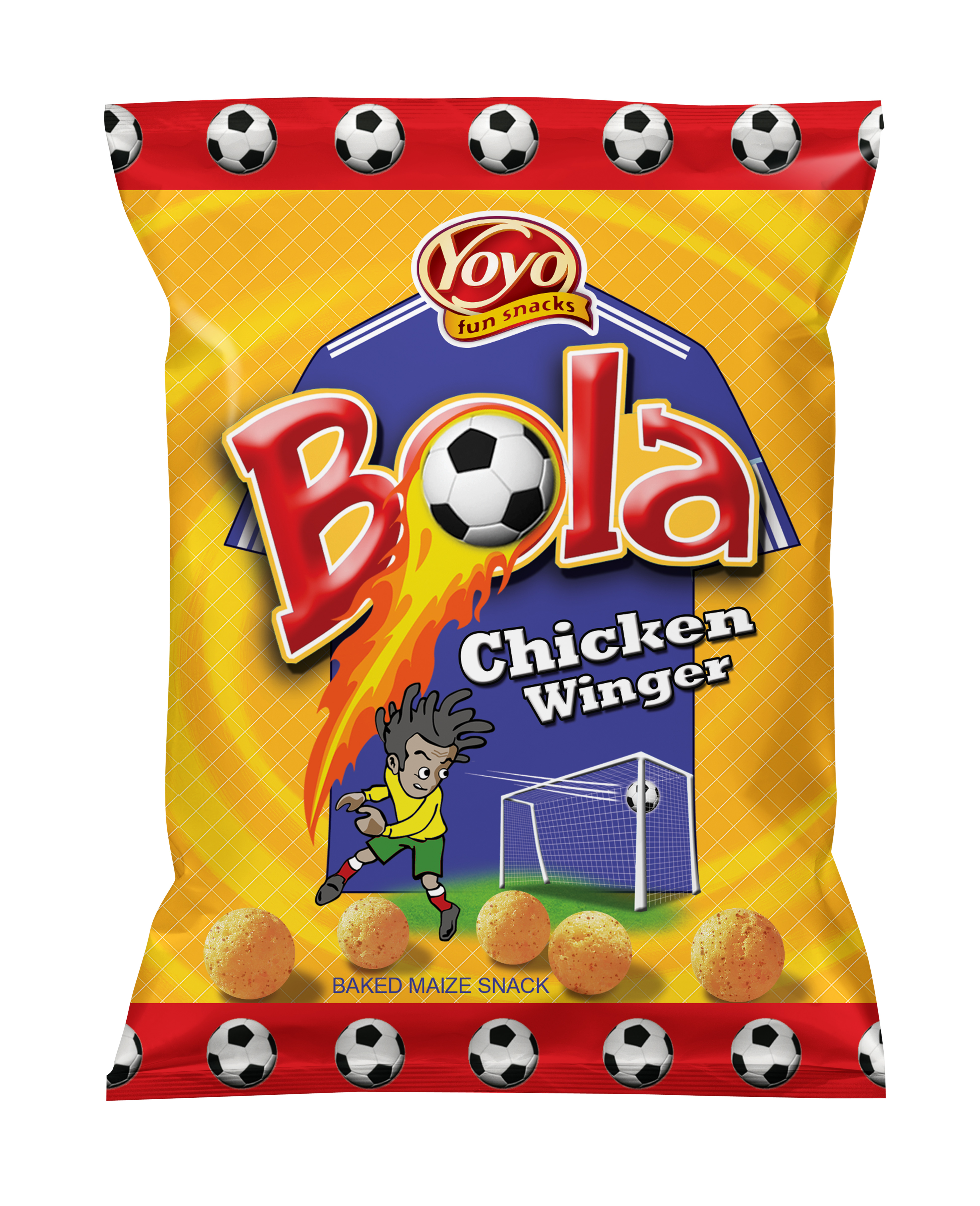 New Bola 3D Chicken Winger 1 m